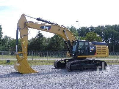2019 CATERPILLAR 352F Hydraulic Excavator