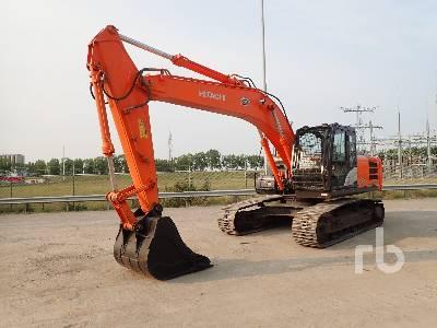 2018 TATA-HITACHI ZX220LC-GI Hydraulic Excavator