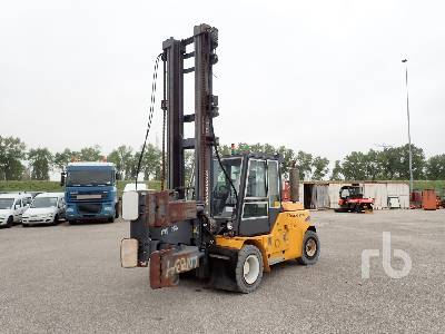 2008 JUNGHEINRICH TFGS80 Forklift Parts/Stationary Trucks - Other