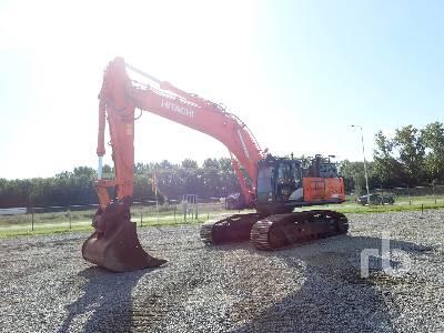 2016 HITACHI ZX490LCH-6 Hydraulic Excavator