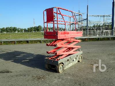 2005 HAULOTTE COMPACT 8 Electric Scissorlift