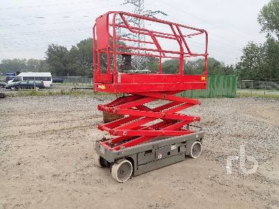 2006 HAULOTTE COMPACT 8 Electric Scissorlift