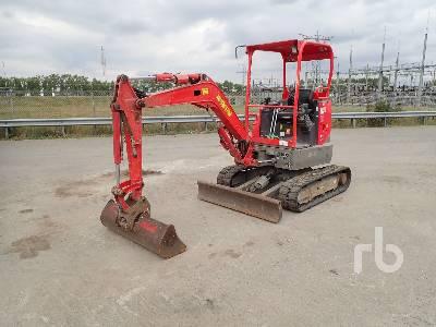 2014 VOLVO ECR25D Mini Excavator (1 - 4.9 Tons)