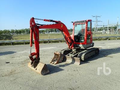 2013 VOLVO ECR48C Mini Excavator (1 - 4.9 Tons)