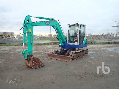 2011 IHI 60NS Midi Excavator (5 - 9.9 Tons)