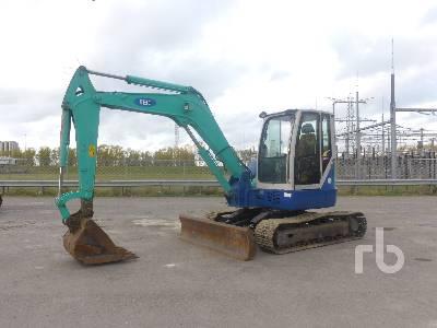 2012 IHI 80NS Midi Excavator (5 - 9.9 Tons)