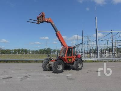 2004 JCB 528-70 4x4x4 Telescopic Forklift