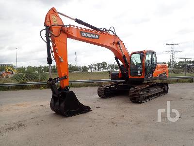 Unused 2020 DOOSAN DX225LCA-2 Hydraulic Excavator