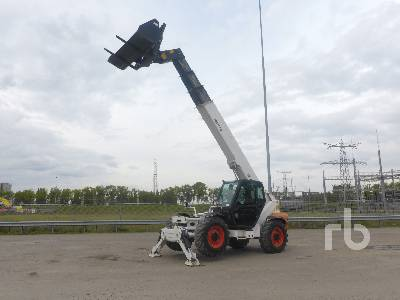 2013 BOBCAT T40170 4x4x4 Telescopic Forklift