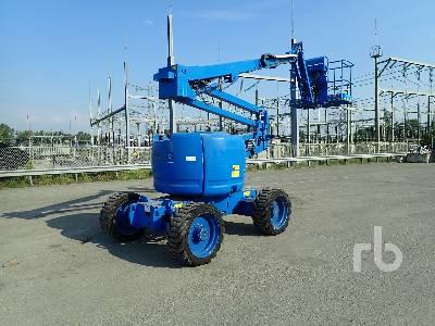 2006 GENIE Z45/25 4x4 Articulated Boom Lift