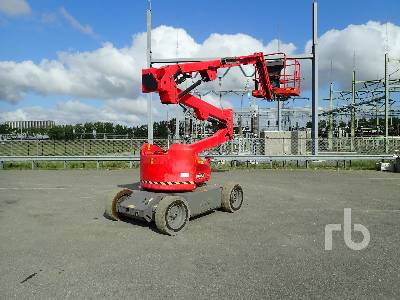 2007 JLG E450AJ Electric Articulated Boom Lift