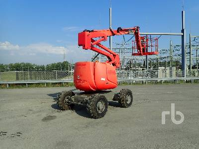 2008 HAULOTTE HA16SPX 4x4 Articulated Boom Lift