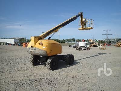 2007 HAULOTTE H16TPX 4x4 Boom Lift