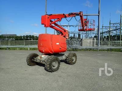 2005 HAULOTTE HA16SPX 4x4 Articulated Boom Lift