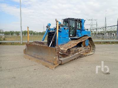 2013 CATERPILLAR D6T LGP Crawler Tractor