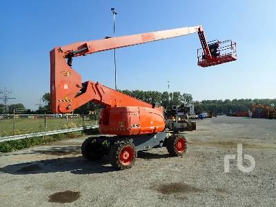 2010 JLG 800AJ 4x4x4 Articulated Boom Lift