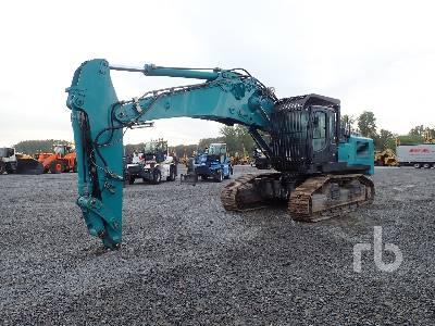 2008 LIEBHERR R944C VH-HD Litronic Hydraulic Excavator