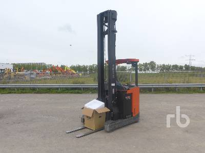 2015 BT RRE160 Electric Forklift