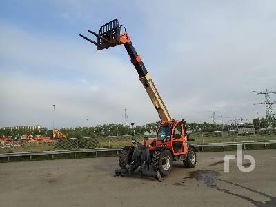 2010 JLG 4013PS 4x4x4 Telescopic Forklift