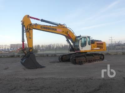 2013 LIEBHERR R944C LC Litronic Hydraulic Excavator