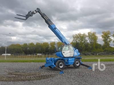 2011 MANITOU MRT2150 4x4x4 Telescopic Forklift