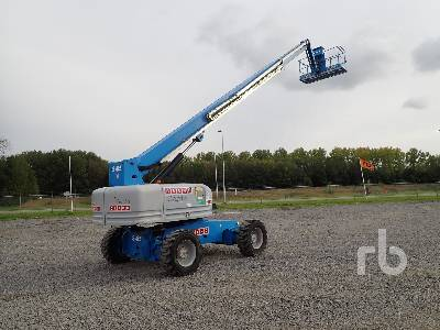 2006 GENIE S85 4x4 Boom Lift