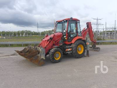 2014 JCB 3CX 14M4WA 4x4 Loader Backhoe