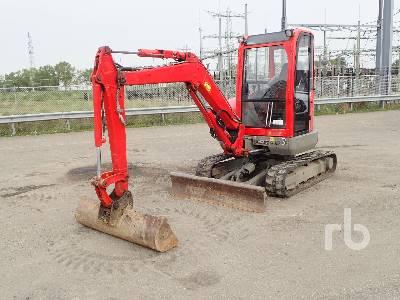 2014 VOLVO ECR38 Mini Excavator (1 - 4.9 Tons)