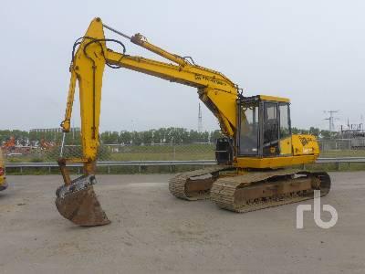 1990 JCB 814 SUPER Hydraulic Excavator