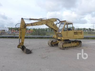 LIEBHERR R-911 Hydraulic Excavator