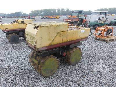 1995 DYNAPAC LP850 Trench Compactor