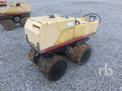 1998 DYNAPAC LP852 Trench Compactor