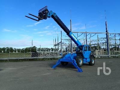 2009 MANITOU MT1840 4x4x4 Telescopic Forklift