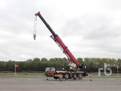 LIEBHERR LTM1080 80 Ton 8x6x8 All Terrain Crane