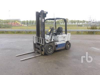 1993 CAT V50D Forklift