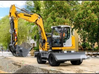 Unused 2019 LIEBHERR A912C G6.0-D 4x4 Mobile Excavator