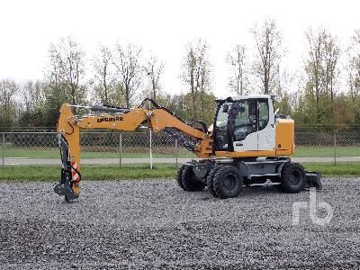 Unused 2020 LIEBHERR A912C G6.0-D 4x4 Mobile Excavator