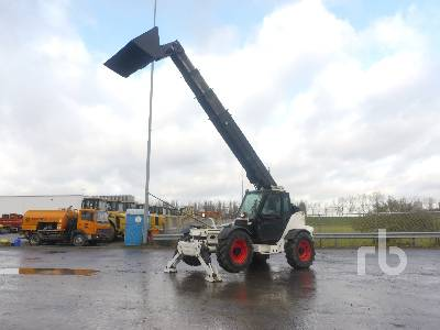 2008 BOBCAT T40170 Telescopic Forklift