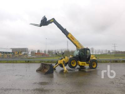 2007 NEW HOLLAND LM1745 Telescopic Forklift