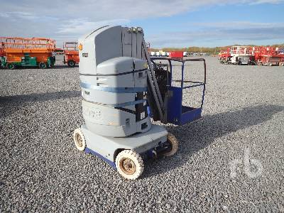 2002 GROVE TOUCAN 861 Electric Vertical Manlift Boom Lift