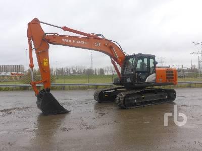 Unused 2020 TATA HITACHI ZAXIS 220 Hydraulic Excavator