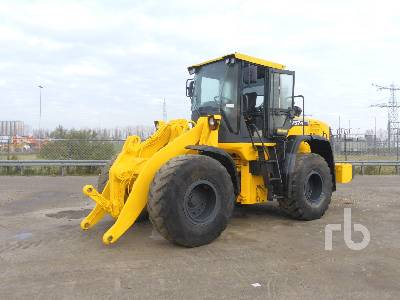 2011 HYUNDAI HL757-9 Wheel Loader