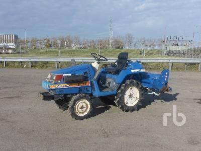 ISEKI TU130 4WD Utility Tractor
