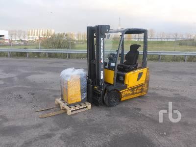 2001 JUNGHEINRICH EFG-DF13 Electric Forklift