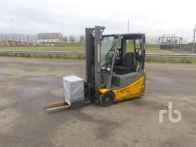 2016 JUNGHEINRICH EFG216K Electric Forklift