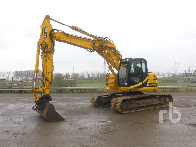 2007 JCB JZ235LC Hydraulic Excavator