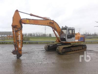 1997 FIAT-HITACHI FH200 LC-3 Hydraulic Excavator