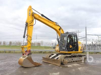 2015 JCB JS145LC Hydraulic Excavator