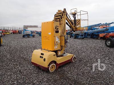 1999 GROVE T1200 Electric Vertical Manlift Boom Lift
