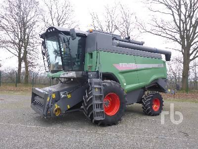 2014 FENDT 6275L Combine